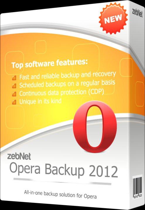 zebNet Opera Backup 2012