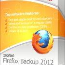 zebNet Firefox Backup 2012