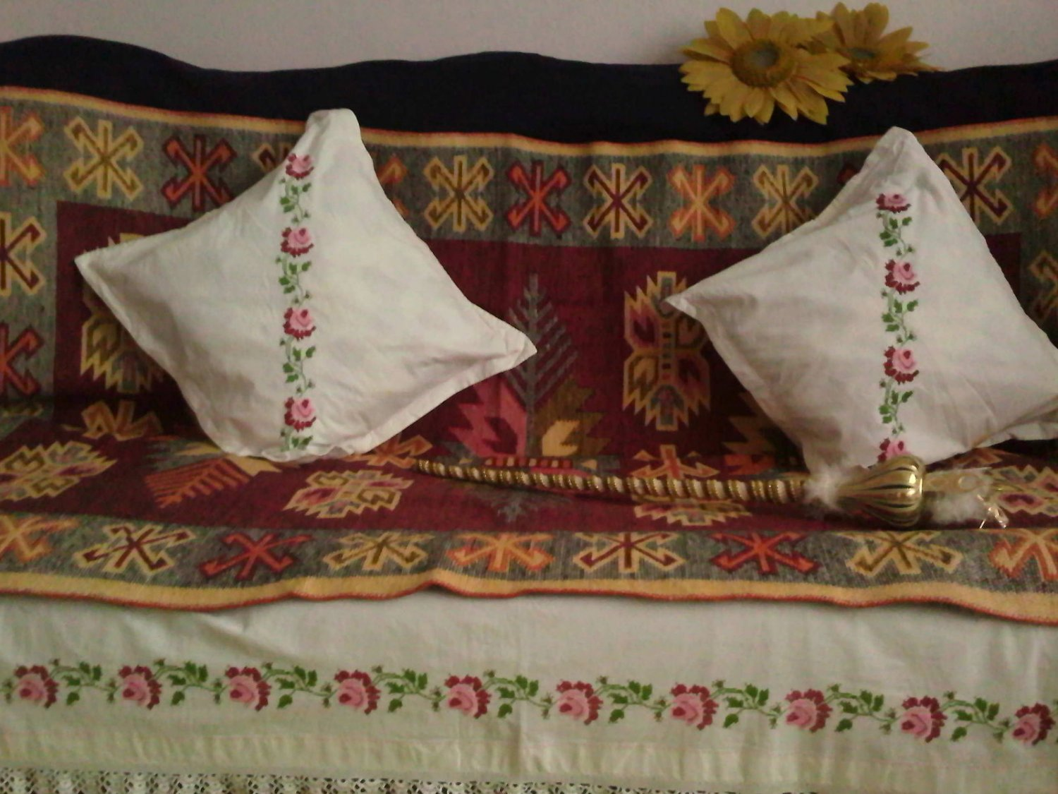 from 1950 antique sofa ottoman couch cover for your vintage and antique collection or your room