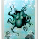 OCTOPUS BLUE WONDER 8x10 ART Prints WALL DECOR DONE BY ARTIST SoKe