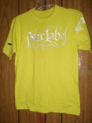 BOY BLACK LABEL T SHIRT SIZE 8