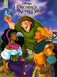 Disney's the Hunchback of Notre Dame by Walt Disney Company (1996, Hardcover)