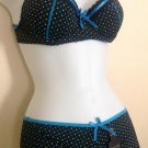 LADIES FSHION BRA SET SIZE 34B NEW