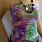 TOPLESS LADIES TOP SIZE LARGE
