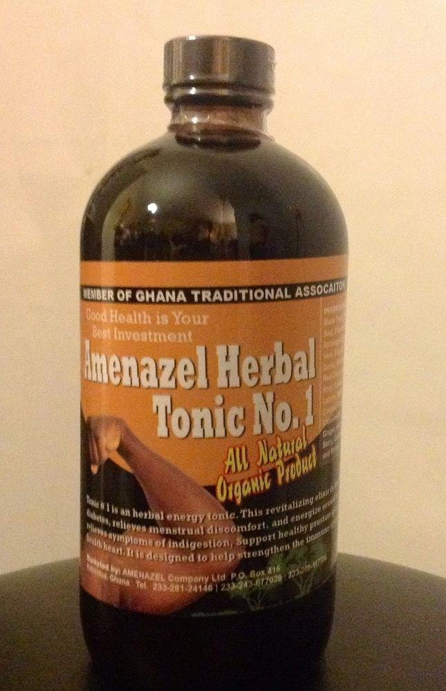 AMENAZEL HERBAL TONIC