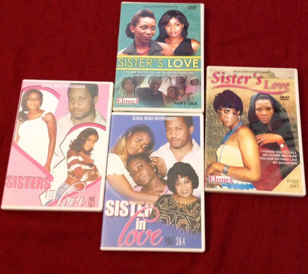 4 GREAT DRAMA SISTER AFRICAN/GHANA MOVIE