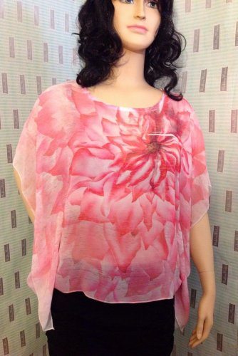 URVANNA LADIES BLOUSE SIZE LARGE