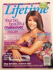 PAULA ABDUL Lifetime Magazine 3/04 X FACTOR