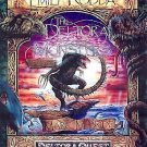 Deltora Book of Monsters Fantasy Artwork Emily Rodda Quest Marc McBride