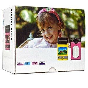 5MP (12MP Interpolated) SD/SDHC 720p HD