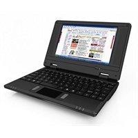 NEW 7 INCH MINI NETBOOK BLACK Mini Netbook 2GB HD WIFI,mini laptop BLACK