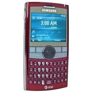 "Samsung BlackJack II 2.4"" LCD Unlocked Quad-Band GSM Bluetooth 2MP Camera Smartphone"