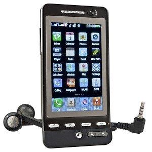 "Duet WG3 3.2"" Touchscreen Unlocked Quad-Band GSM Dual-SIM Bluetooth Dual-Camera"