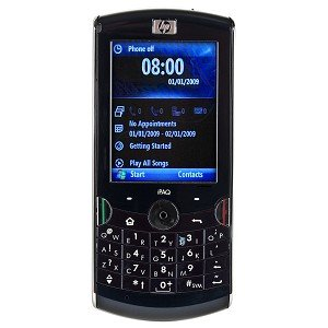 "HP iPAQ Voice Messenger 2.4"" LCD Unlocked Quad-Band GSM Bluetooth Camera"