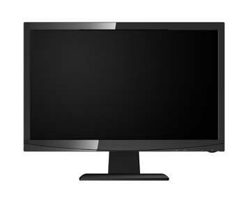 "Tatung/OEM Black 19"" widescreen LCD Monitor 16:9 1366x768 5000:1 5ms 300 cd/m² VGA , Model L19RCTN"
