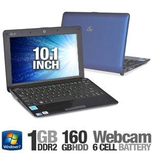 Asus Eee PC 1005HAB 10.1 Netbook 1.6GHz 1GB 160GB WiFi
