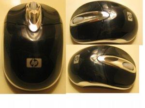 Brand New HP GK859AA 3-Button Bluetooth  -black