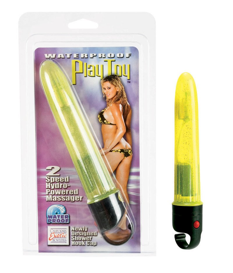 Waterproof Play Toy - yellow