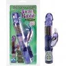 Waterproof Jack Rabbit - (5 rows of beads) purple