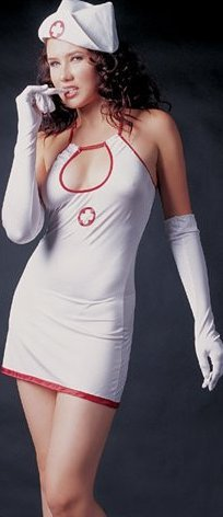 wholesale hot nurse uniform only us$61.2 for 0.5 dozen and shipping #1616