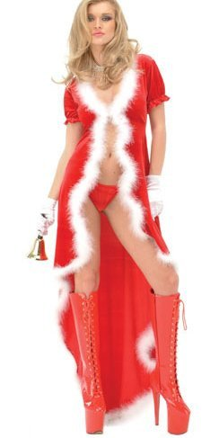 Wholesale hot  Christmas gown  only us$97.3  for 0.5dozen and shipping #1019