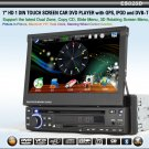 7 in TFT LCD Touch Screen Universal Car DVD Player with GPS DVB Bluetooth iPod-828D