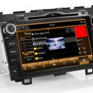 New 8 inch Car PC for Honda CRV WIFI 3G Modem Car GPS , Car Radio, 2 Din Car DVD Player