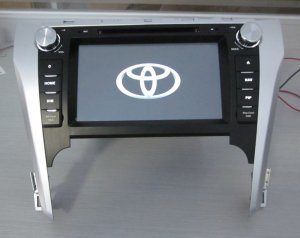 CAR DVD player design for TOYOTA NEW Camry 2012