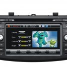 Special car dvd player for new Mazda 3