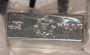 Pbt 1 Troy Pound Tin Bar