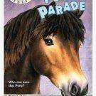 3 Animal Ark Children's Book Lot - Ponies - by Ben M. Baglio