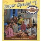 5 The Baby-Sitters Club Super Specials Children's Book Lot #1, 5,7,9,11