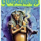 5 R.L. Stine Goosebumps Children's Book Lot +1 freebie