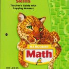 Harcourt Math Intervention Skills Guide 5th Frade