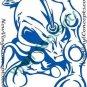 Crazy Alien Art UFO Fantasy #1 Decal Sticker