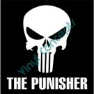 The Punisher DC Comics Style#1 Decal Sticker