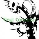Crazy Tribal Art Style #4 Decal Sticker