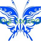 Crazy Butterfly Art Style #1 Decal Sticker