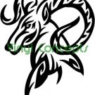 Tribal Animal Style #1 Decal Sticker