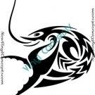 Zodiac Astrological Sign Symbol Tribal #1 Decal Sticker