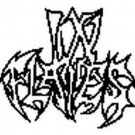 In Flames Band Music Artist Logo Decal Sticker