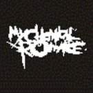 My Chemical Romance Band Music Artist Logo Decal Sticker