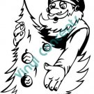 Gnome Style#2 (Fantasy & Science Fiction) Decal Sticker