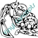 Goblin Style#1 (Fantasy & Science Fiction) Decal Sticker