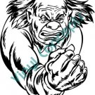 Scary Clowns Style#2 (Fantasy & Science Fiction) Decal Sticker