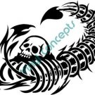 Monster Flowers Style#1 (Fantasy & Science Fiction) Decal Sticker