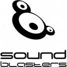 SoundBlasters Band Music Artist Logo Decal Sticker