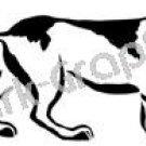 Mountain Native American Ancient Logo Symbol (Decal - Sticker)