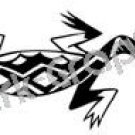 Lizard Southwest Ancient Logo Symbol (Decal - Sticker)