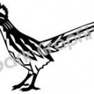 Road Runner Southwest Ancient Logo Symbol (Decal - Sticker)